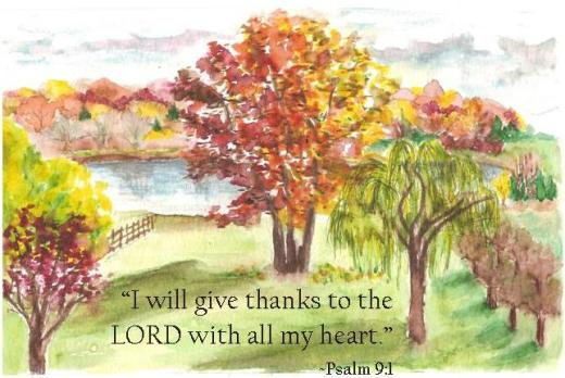 The Habit of Giving Thanks | HSLDA Blog