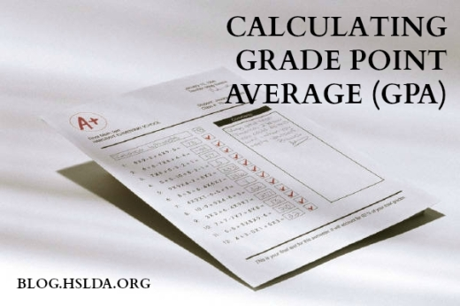 Grade Point Average Calculations 2 - You Can Do It   HSLDA Blog