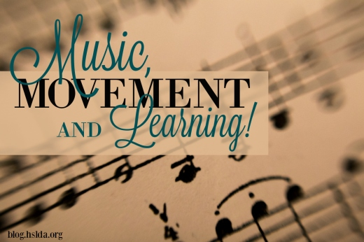 BLG - Music Movement and Learning - Krisa Winn - Teaching Tips - HSLDA Blog