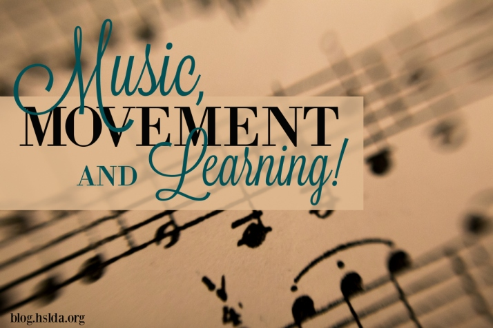 BLG - Music Movement and Learning - Krisa Winn - Teaching Tips - HSLDA Blog