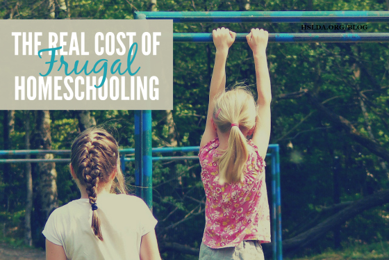 BLG SZ - The Real Cost of Frugal Homeschooling - JS - HSLDA Blog
