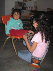 BLG SZ - Bright Spots - One Small Girl With One Large Heart For Missions Part 1 - 4 - CK - HSLDA Blog