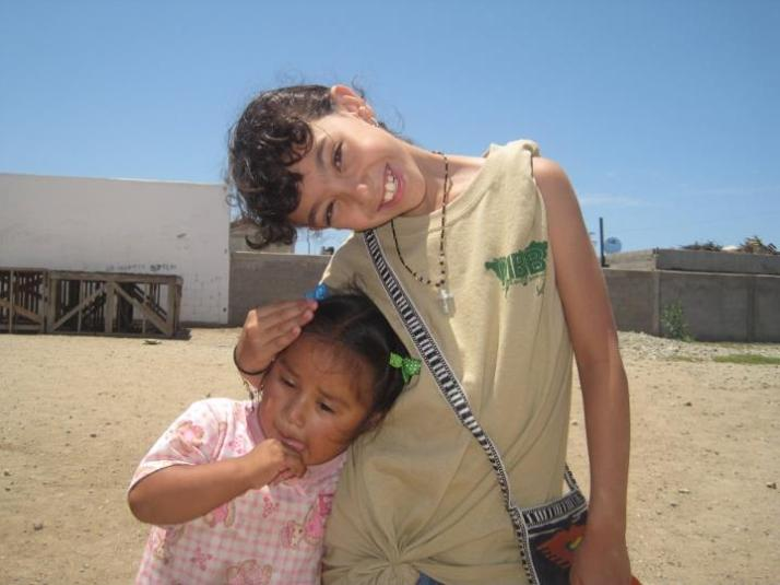BLG SZ - Bright Spots - One Small Girl with One Large Heart for Missions - Part II - CK - HSLDA Blog