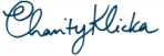 Charity Klicka Signature