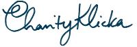Charity Klicka Signature