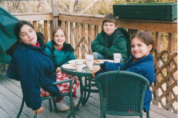 A Peek into a REAL Home School Day in our House - TKM - HSLDA Blog