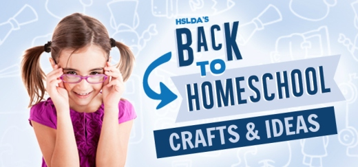 Back to Homeschool - GIVEAWAY and Ideas - CK - HSLDA Blog