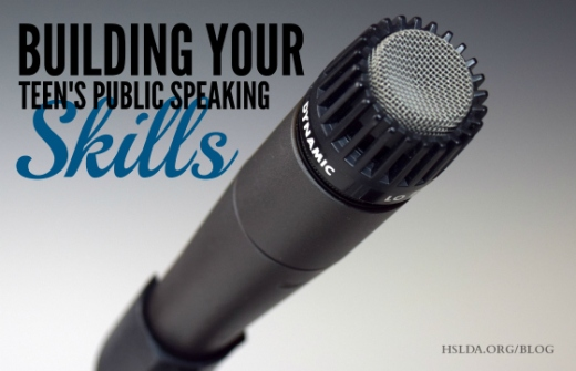 BLG SZ - Building Your Teen's Public Speaking Skills - DK - live on 04-10-15 - HSLDA Blog