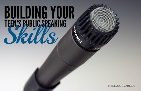 BLG SZ - Building Your Teen's Public Speaking Skills - DK - live on 04-10-15 - HSLDA Blog