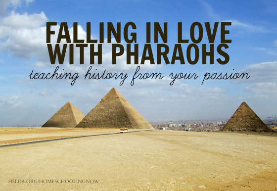 BLG SZ - Falling in Love with Pharaohs -  CB - HSLDA Blog