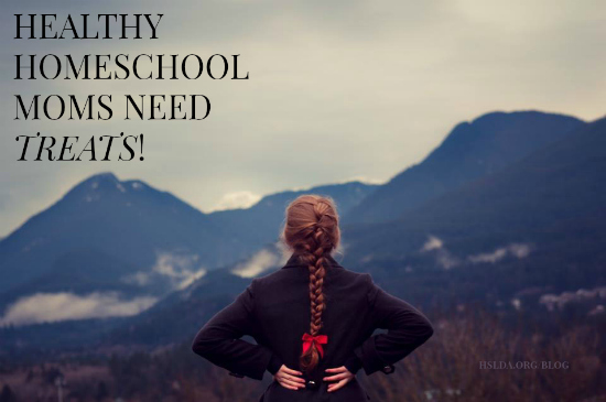 BLG SZ - Healthy Homeschool Moms Need Treats - Tracy Klicka MacKillop - HSLDA Blog