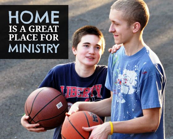 BLG SZ - Home is a Great Place for Ministry - Welcoming Neighbors 2 - TK - HSLDA Blog