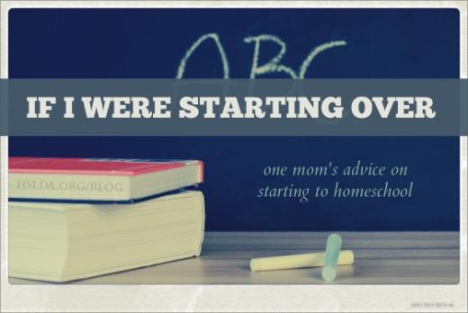 BLG SZ - If I Were Starting Over (ed) - AK - HSLDA Blog