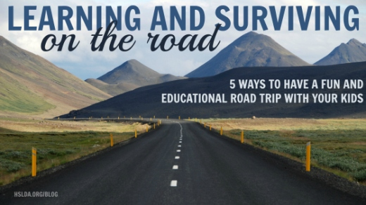 BLG SZ - Learning and Surviving on the Road - AK - HSLDA Blog