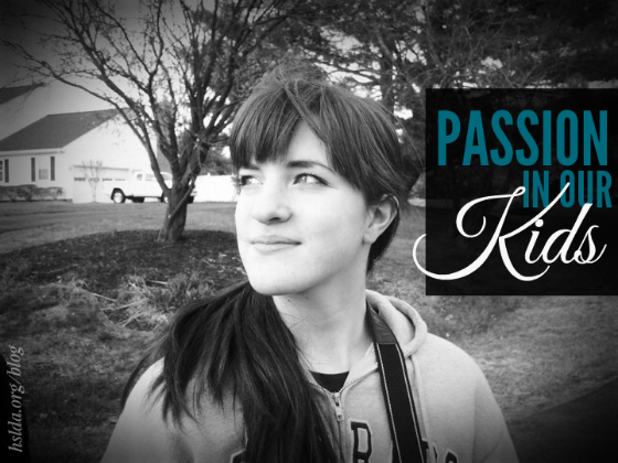BLG SZ - Passion in Our Kids - fruit or goal of homeschooling - TKM - HSLDA Blog