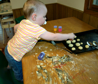 When Cookies Go Bad | What I Did on the First Day of Summer Vacation | HSLDA Blog