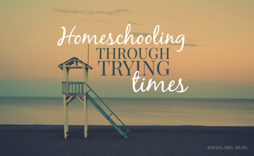 BLOG SZ - Homeschooling Through Trying Times - JS - HSLDA Blog