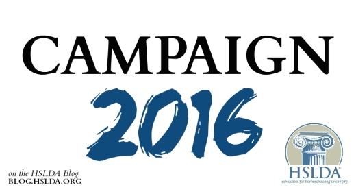 Campaign 2016 | HSLDA Blog