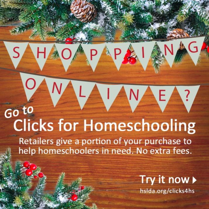 Clicks for Homeschooling - CK - HSLDA Blog