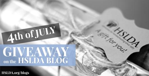 CLOSED - GIVEAWAY - Celebrating America - CK - HSLDA Blog