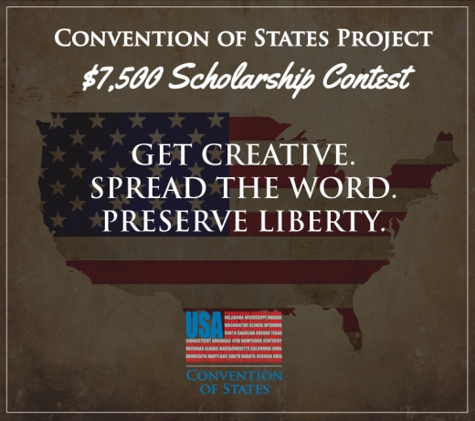 Convention of the States Scholarship Contest - Showcase Your Creative Skills 2 - CK - HSLDA Blog