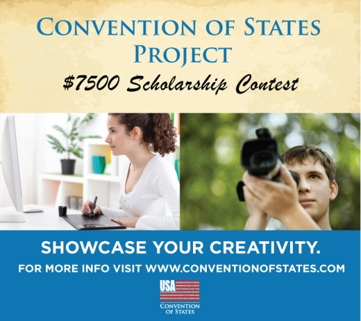 Convention of the States Scholarship Contest - Showcase Your Creative Skills - CK - HSLDA Blog