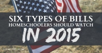 FB LNK - Six Types of Bills Homeschoolers Should Watch in 2015 - Andrew Mullins - HSLDA BLOG