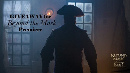 GIVEAWAY - Beyond the Mask Premiere - CK - 05-27-15