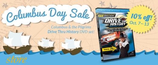 GIVEAWAY & SALE - Celebrating Columbus Day 3 - CK - HSLDA Blog