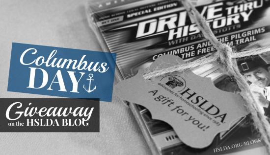 GIVEAWAY & SALE - Celebrating Columbus Day - CK - HSLDA Blog