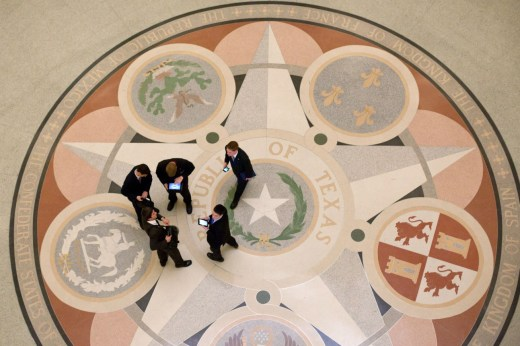 Homeschool Lobbyists – Watching the Walls of Texas 2 - CK - HSLDA Blog
