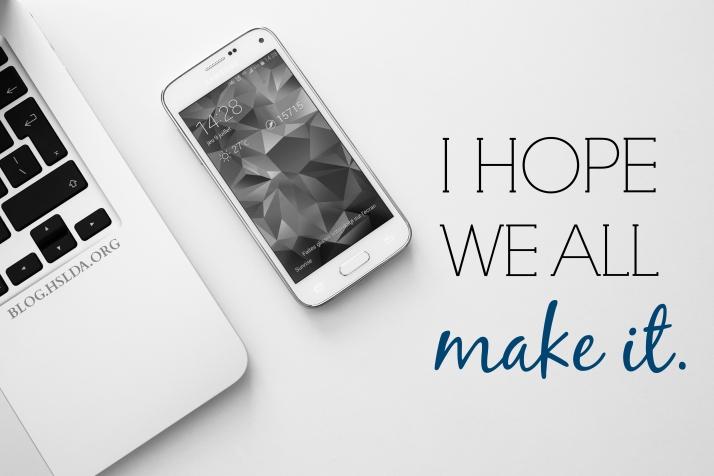I Hope We All Make It - Julie Schnatterly - HSLDA Blog