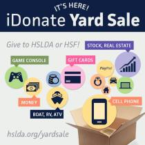 Its HERE - Yard Sale - iDonate - CK - HSLDA Blog