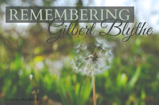 OR - Remembering Gilbert Blythe - CB - HSLDA Blog