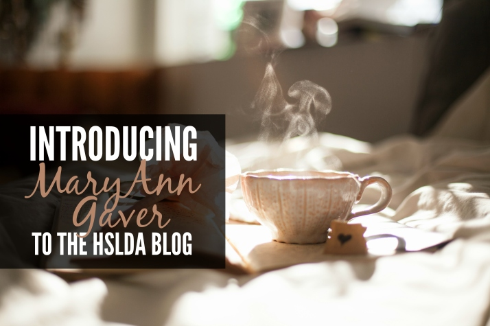 OR - Welcome to a brand new blog! - Introducing MaryAnn Gaver to the Blog! - MG - HSLDA Blog