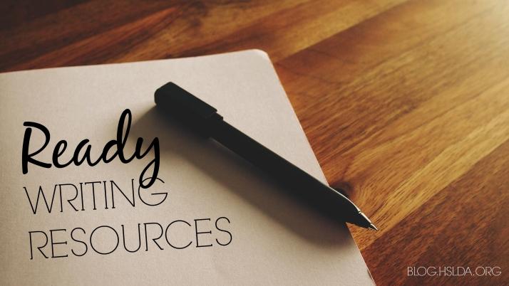 Ready Writing Resources   HSLDA Blog