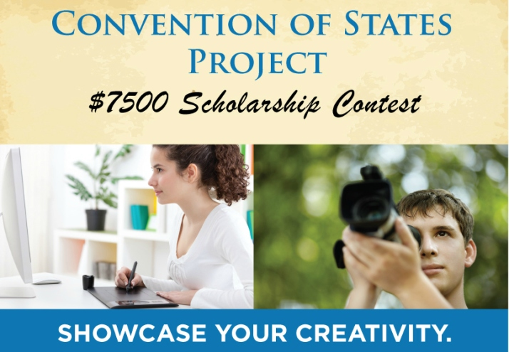 Round Two - Convention of States $7500 Scholarship Opportunity 3 - CK - HSLDA Blog