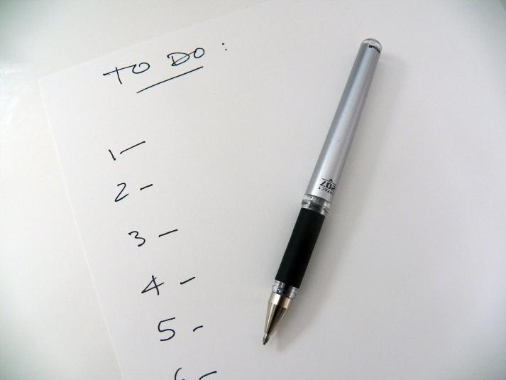 the do list - Sara Jones - HSLDA Blog