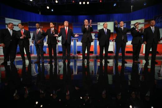 Two Exchanges from the First GOP Presidential Debate that Matter for Homeschoolers | HSLDA Blog