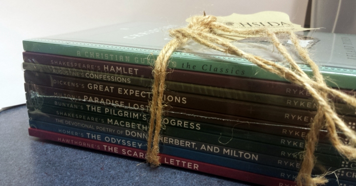 Back to School GIVEAWAY of Leland Ryken's Christian Guides to the Classics| HSLDA Blog
