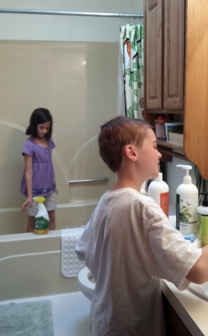 Summer Learning: Cooking, Cleaning, Fun | @HSLDA Blog
