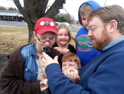 Last Christmas, we drove from Virginia to Mississippi to see my family, and ended up with a lot of good memories.