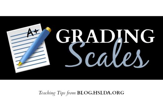 Grading Scales  | HSLDA Blog