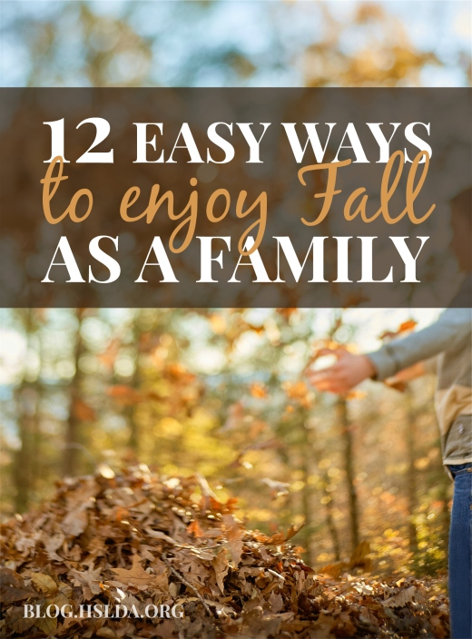 12 Easy Ways to Enjoy Fall as a Family | HSLDA Blog