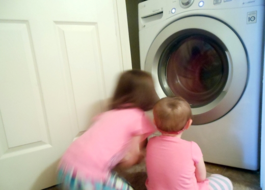 Homeschooling with Laundry | HSLDA Blog