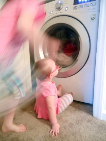 Homeschooling with Laundry 3 - Carolyn Bales - HSLDA Blog