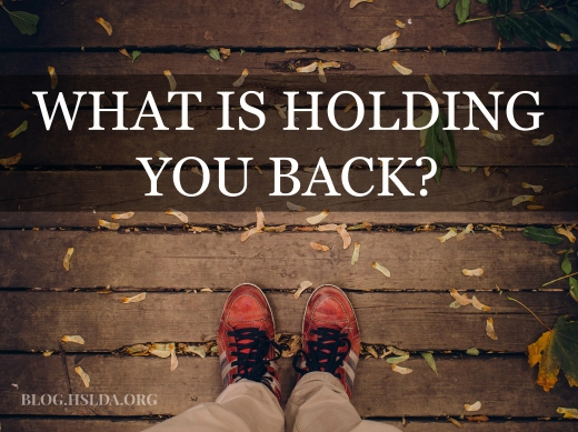 What Is Holding You Back | HSLDA Blog