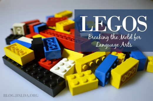 Ready Set LEGO - Breaking the Mold for Language Arts | HSLDA Blog