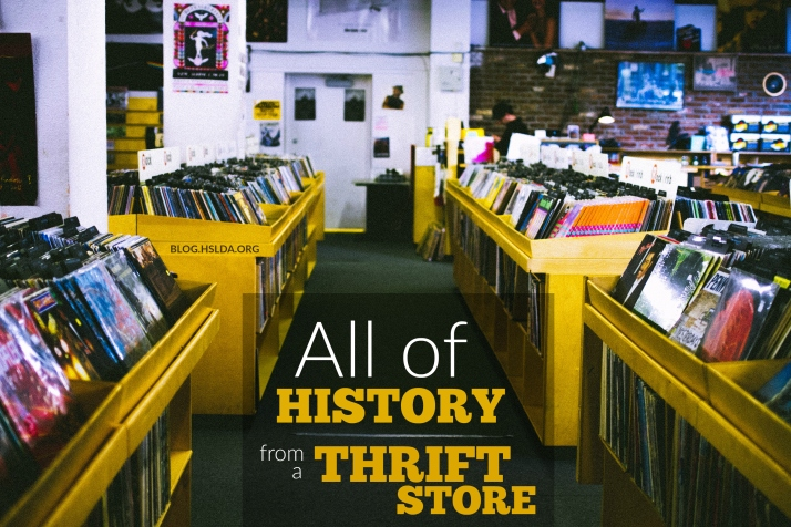 All of History from a Thrift Store | HSLDA Blog