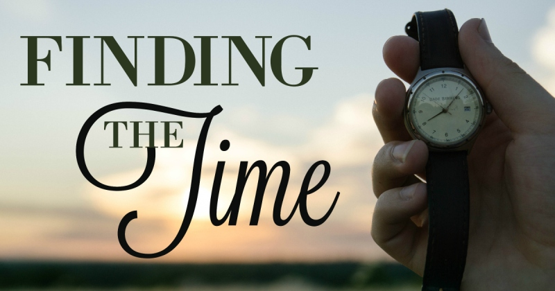 FB LNK - Finding the Time - Amy Koons - HSLDA Blog